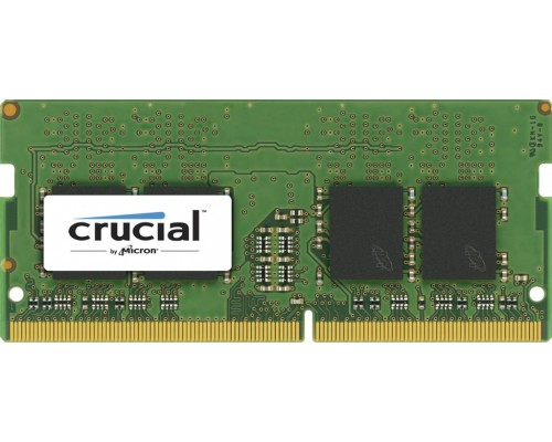 ОПЕРАТИВНАЯ ПАМЯТЬ 4GB DDR4 2400MHZ CRUCIAL SO-DIMM (CT4G4SFS824A)