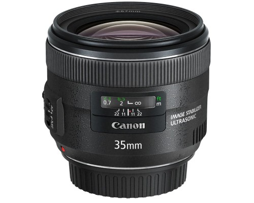 Canon EF 35mm f/2.0 IS USM