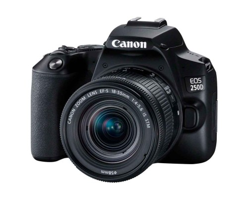 Canon EOS 250D Kit 18-55mm f/3,5-5,6 IS STM