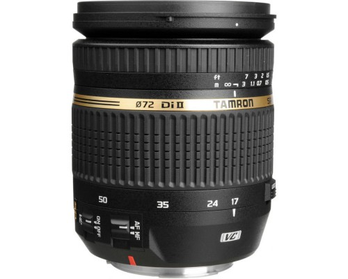 Tamron 17-50mm F/2.8 XR Di II VC LD Aspherical (IF) Nikon